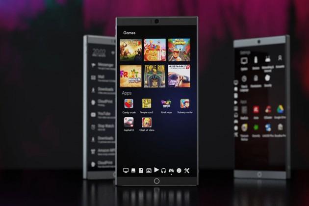 Symetium Smartphone PC