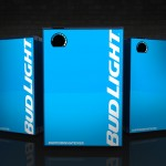 Bud Light Bud-E Fridge Wants to Make Sure You Never Run Out Beer
