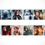 The Postage Force: Royal Mail Issues New Star Wars Stamp Collection
