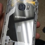 Transparent Galaxy Note 5 is Strangely Alluring and Uber Geeky
