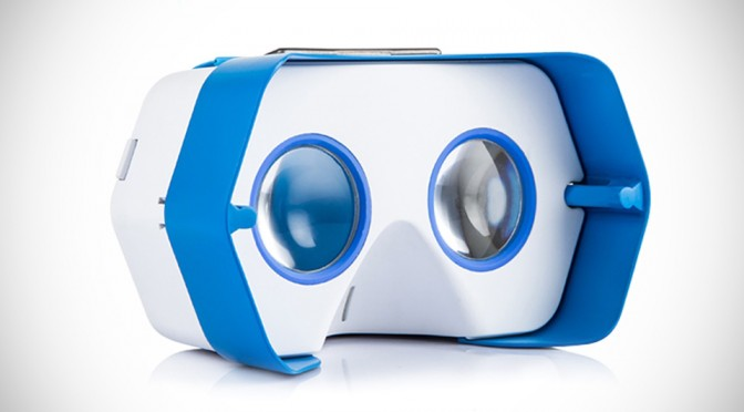 dscvr VR Headset for iPhone and Android Smartphones