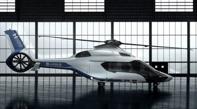 Boeing Partners With Peugeot Design Lab to Create A Helicopter