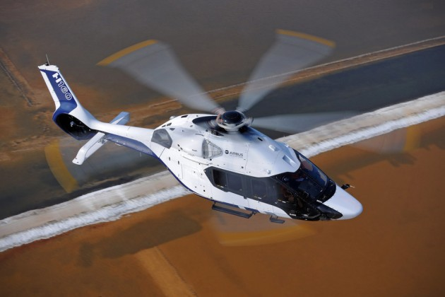 Airbus H160 Medium-twin Helicopter
