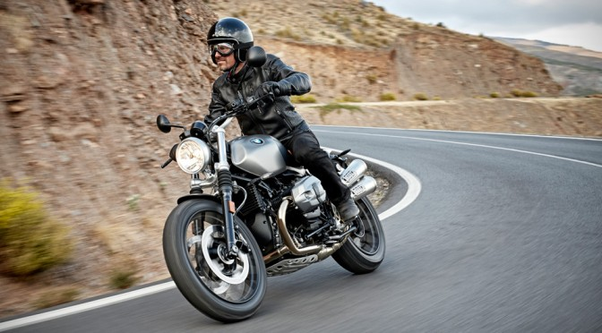 BMW R nineT Scrambler Goes Official, But You May Have Seen It Already