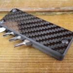 Handsome Carbon Fiber Cassette Puts Four Screwdrivers Of Your Choosing In Your Pocket