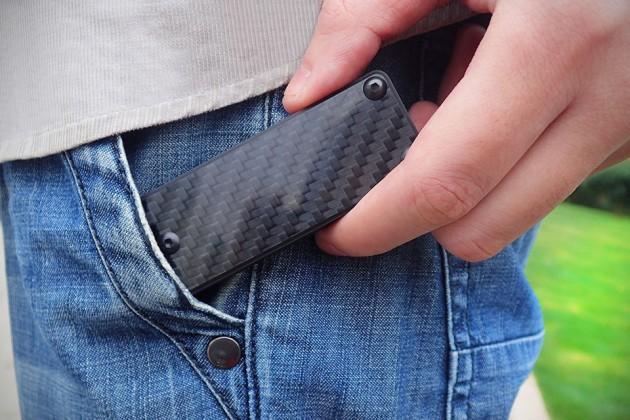 Cassette Carbon Fiber Multi-Tool