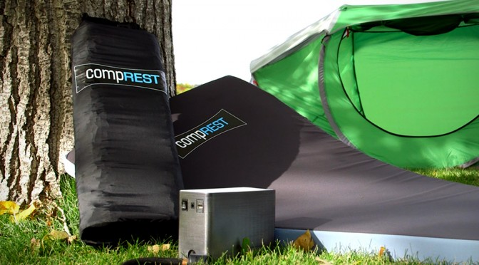 CompREST Camping Bed