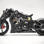 Confederate G2 P51 Combat Fighter – A Stunning Motorcycle of Billet Aluminum and Carbon Fiber