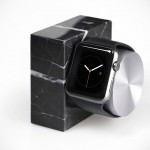 Your Apple Watch Could Use a Little Elegance With This Marble Edition of DOCK for Apple Watch