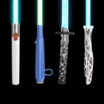 What If Lightsabers Were Designed By Legendary Designers?