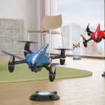 Drone n' Base Lets You Do Drone Race And Battle It Out In Your Living Room