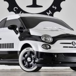 The Force Of Star Wars Has Reached Fiat, Turning A 500e Into A Stormtrooper's Ride
