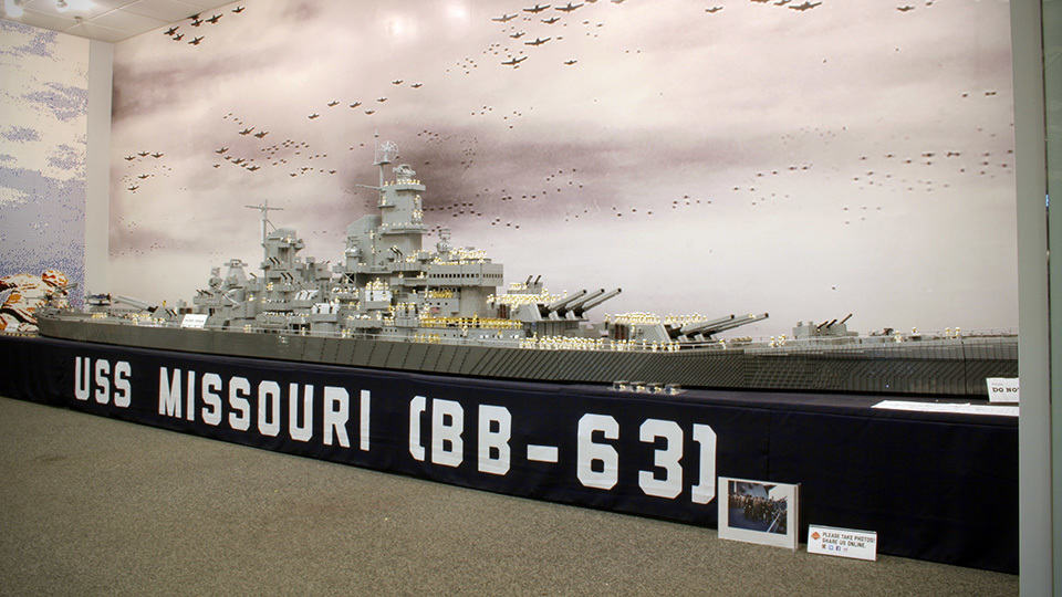 This Is The Worlds Largest LEGO Ship And It Has Over A Million - Biggest lego ship