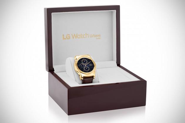 LG x REEDS Watch Urbane Luxe