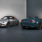 Mazda's All-new MX-5 Turned Into Vintage-ish Spyder And Speedster