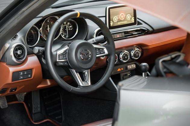 Mazda MX-5 Spyder