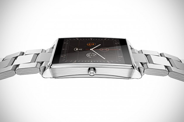 Oxy Smartwatch Will Play Nice With Android, iOS And ...