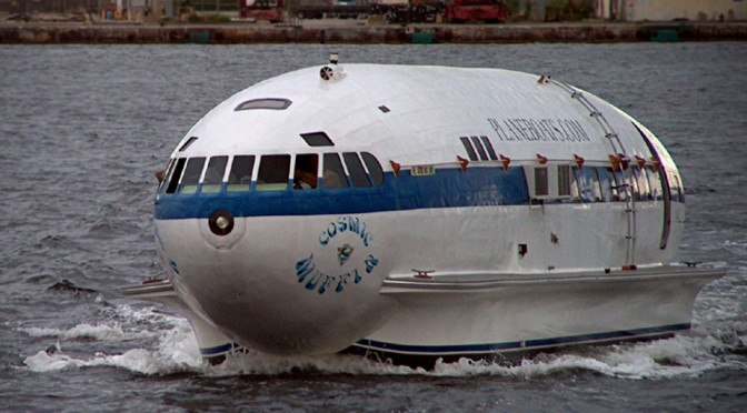 You Can Hold a Party Onboard this Sea-faring Boeing 307 Stratoliner