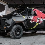 Red Bull Latest Event Vehicle Looks Set For Any Post-Apocalyptic Party