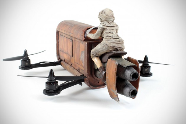 Rey's-Speeder-Quadcopter-by-The-Model-Maker-image-7