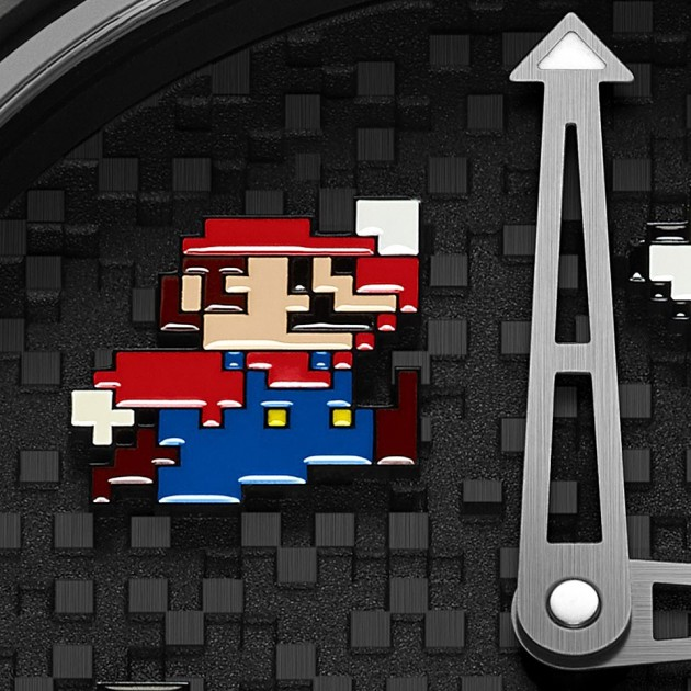 RJ-Romain Jerome x Super Mario Bros. Watch