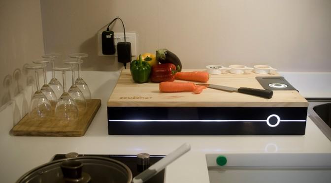 Souschef Smart Recipe-based Ingredient Dispenser