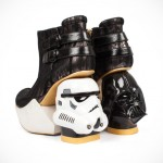 Irregular Choice Star Wars Collection: The Force in these High Heels is Strong