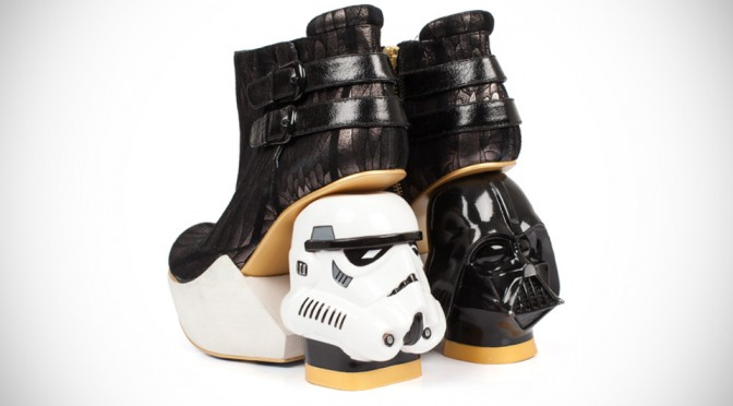 Star Wars x Irregular Choice Ladies' Footwear