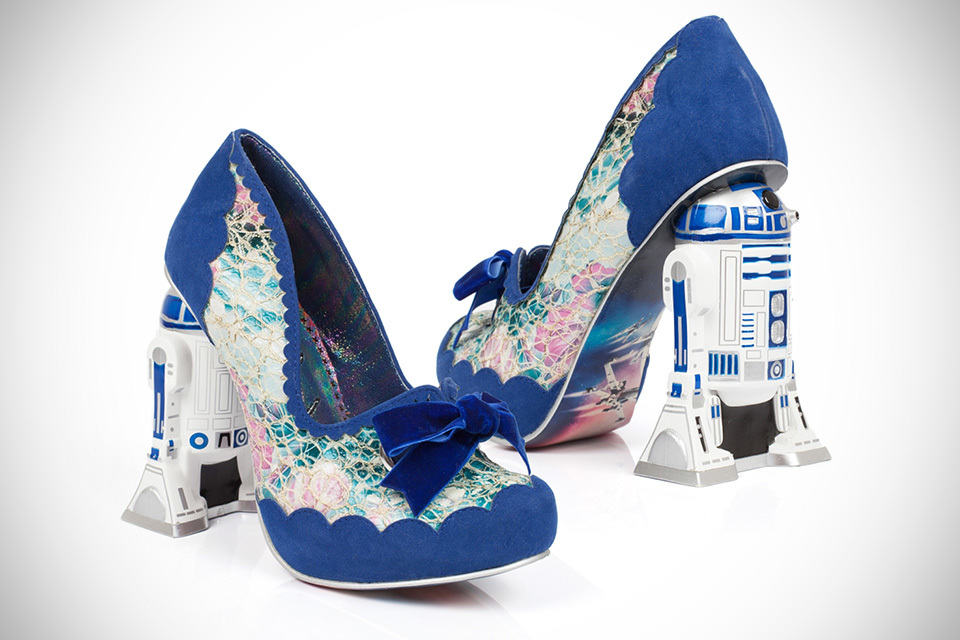 Irregular Choice Star Wars Collection The Force In These