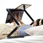 Thanko's Super Gorone Desk Lets You Use Your Laptop While Lying Down
