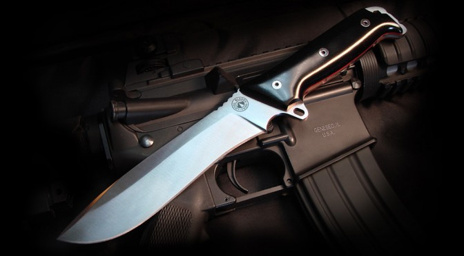 TUSK Survival Knife Also Packs Multi-tool For More Survival Options
