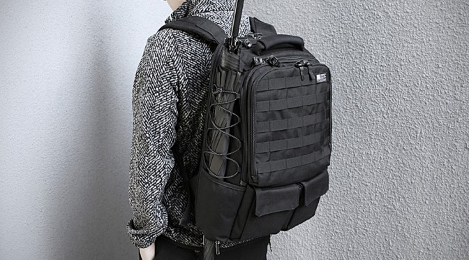 MOLLE-Equipped Tactical City Pack Is A Backpack Made For Urban Warriors