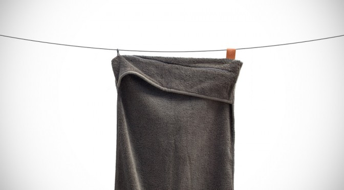 Towell+ Gym Towel by THINKS