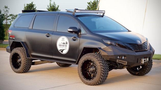 Toyota Ultimate Utility Vehicle