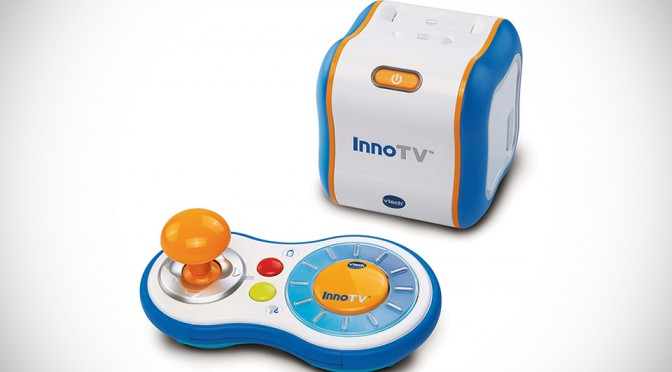 VTech InnoTV Educational Gaming System