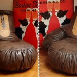 Leather Boxing Glove Bean Bag is the Ultimate Way to Show Your Passion for Boxing