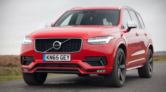 Volvo Makes XC90 A Littler Sportier With R-Design Treatment