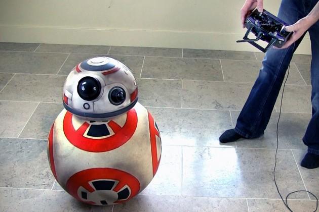 3D Printed BB-8 Droid