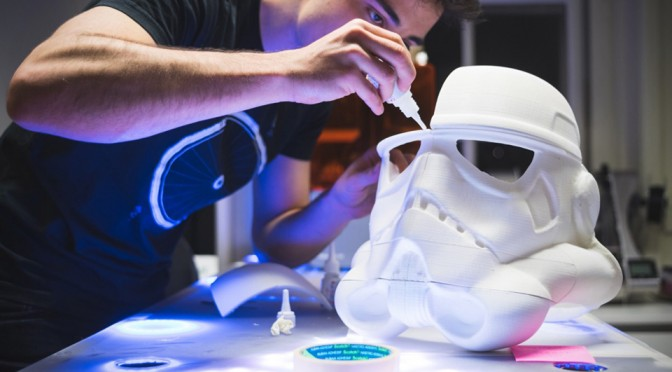 3D Printed Star Wars Props and Stuff