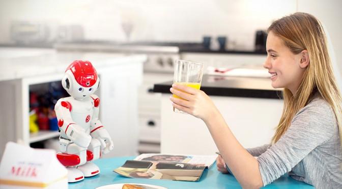 Alpha 2 Humanoid Robot by UBTech