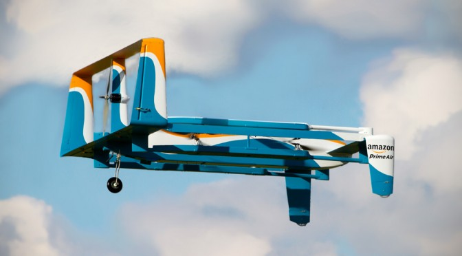 Amazon Prime Air Drone Delivery As Explained By Jeremy Clarkson
