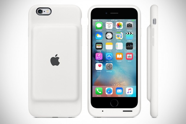 Apple Smart Battery Case for iPhone 6/6s
