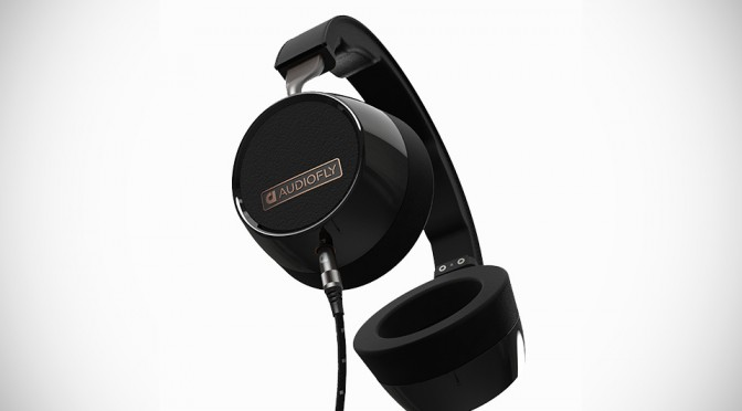 Audiofly AF240 Over-ear Headphone