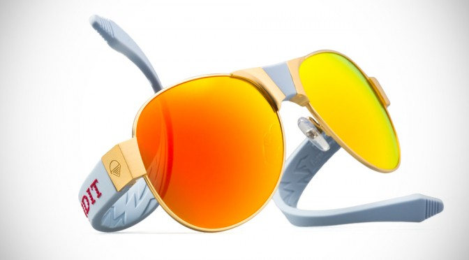 Baendit – The Bendable, Modular Sunglasses Is Back In Metal