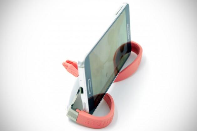 Baendit Bendable Sunglasses - Smartphone Stand