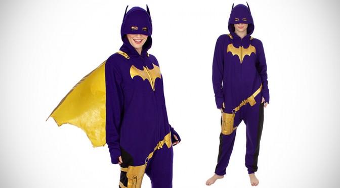 Batjamas Lets Super Heroine Wannabes Dream Of Sweet Gotham Dreams