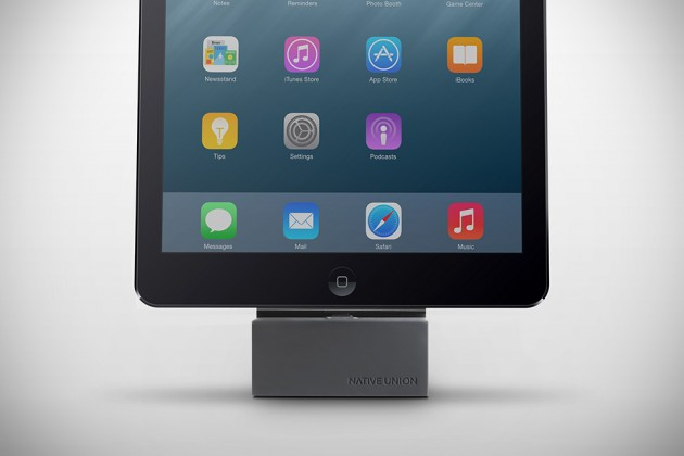 DOCK for Smartphone and Tablet