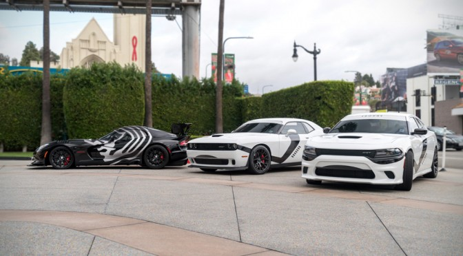 Star Wars-themed Dodge Vehicles Are Roaming The Streets Of L.A.