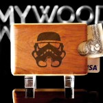 Looks Like The Ewoks Could Use Some Star Wars-themed Wood Wallets