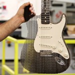 Cardboard Fender Stratocaster Looks As Awesome As It Sounds